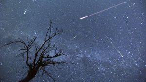 LLuvia estrellas Acuáridas