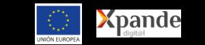 logo union europea y Xpande