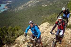 rutas en bici cadiz